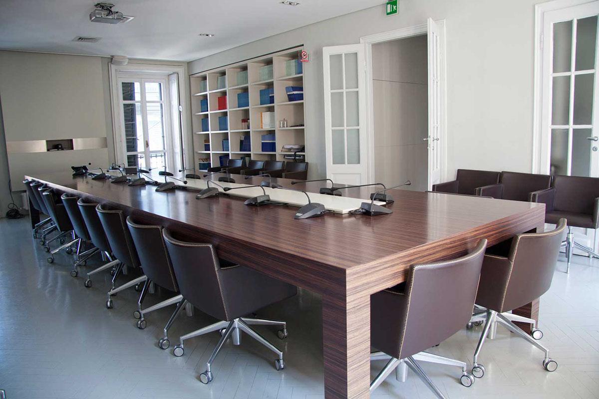 Ufficio centro milano mowa arredi for Centro ufficio